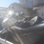 浜松市南区瓜内 バイク買取 フォルッツア(MF10)
