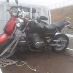 天白区福池 バイク買取 エイプ100(改造)