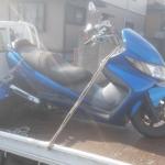 四日市市西松本 バイク買取 トライク(スカブ)