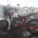 東海市富木島町 バイク買取 FTR(初期型)