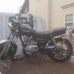 日進市南ヶ丘 バイク買取 GN125(故障車)