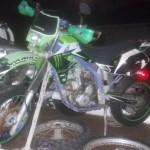 岡崎市中島町 バイク買取 KLX250(不動)