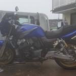 豊田市大林町 バイク買取 CB400SFV3(不動車)