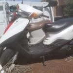 中川区上高畑 バイク買取 アクシス125(SE53)