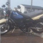 岡崎市上里 バイク買取 TW200-2
