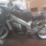 名古屋市中区東別院 バイク買取 NSR250改造車