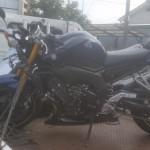 豊明市栄町 バイク買取 事故車買取 FZ-1