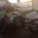 津島市越津町 バイク買取 KLX250改造車