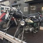 知多市新舞子 バイク買取 SR500&モンキー