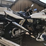 豊橋市浜道町 バイク買取 XJR400&VTZ250