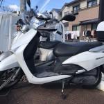 山県市佐賀 バイク買取 リード110