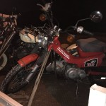 常滑市坂井 バイク買取 CT110 エンジン焼き付き