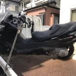 あま市下萱津 バイク買取 スカイウエーブ(CJ46)