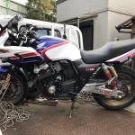 名古屋市港区正徳 バイク買取 CB400SFV