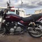 西尾市吉良町 バイク買取 ゼファー400