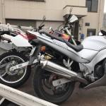 中川区吉良町 バイク買取 3台まとめて