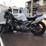 豊田市東山町 バイク買取 R1-Z(書類不備)