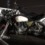 西尾市吉良町 バイク買取 XJR400(廃車証なし)