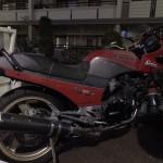 名古屋市北区志賀町 バイク買取 GPZ900R 長期不動
