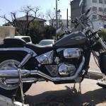 豊田市トヨタ町 バイク買取 デスペラード400
