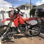 名古屋市緑区大清水 バイク買取 CRM80