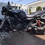 知多郡東浦町 バイク買取 バリオスⅡ(距離減算車)