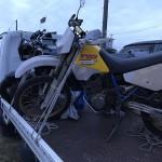 岡崎市北野町 バイク買取 XJR1200 DR250 長期不動