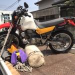 豊川市市田町 バイク買取 セロー??