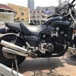 千種区春岡 バイク買取 V-MAX 故障車