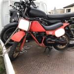 岡崎市竜美 バイク買取 モトクロッサーQR50