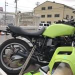 中川区昭和橋通り バイク買取 GPZ400F ベース車両