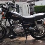 天白区元八事 バイク買取 GN125