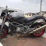 愛知県江南市 バイク買取 ドカティM1000SIE