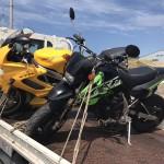 豊田市北曽木 バイク買取 事故車&KSR110