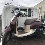 愛知県碧南市坂口 バイク買取 原付ジョルノ(AF70)