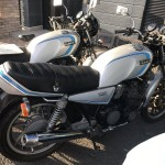 名古屋市港区七反野 旧車バイク買取 XJ750E長期放置