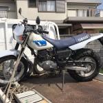 岐阜県可児市塩 バイク買取 TW200(初期型)