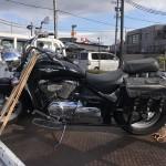 大府市森岡 バイク買取 イントルーダー400