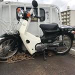 稲沢市稲島 バイク買取 カブ90