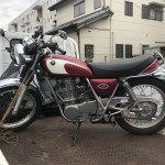 名古屋市南区北内 バイク買取 SR400(平成17年式)