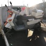 丹羽郡大口町余野 バイク買取 ギア50 転倒車