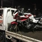 愛知県海部郡蟹江 バイク買取 CB1300スーパーボルドール