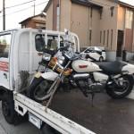 守山区深沢 バイク買取 マグナ50!4万キロ 不動車