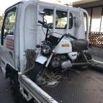 半田市瑞穂町 バイク買取 ゴリラ6V改造車