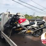 豊田市八草 バイク買取 RVF400書類なしサーキット仕様