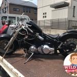 豊田市五ケ丘 バイク買取 ドラックスター改造車(4TR)