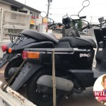 愛知県東海市荒尾 バイク買取 原付2台