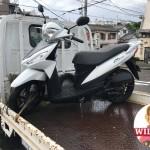 名古屋市緑区武路町 バイク買取 アドレス110(程度上)