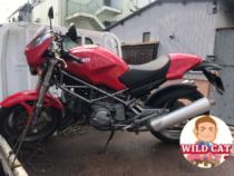 名古屋市西区江向町 バイク買取、ドカティM900IE 車検切れ