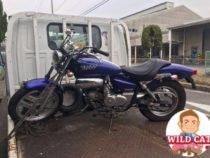 知多郡東浦町 バイク買取 マグナ50 後期型不動車